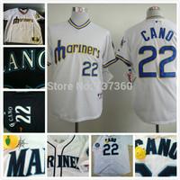 2014 Cheap Free shipping Seattle Mariners 22 Robinson Cano Jersey Cool Baseball Jersey/Shirt