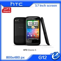 G12 Original Unlocked HTC Desire S S510e Cell phone 3G 5MP GPS WIFI 3.7''Touch Screen Refurbished HTC Mobile Phone Free Shipping