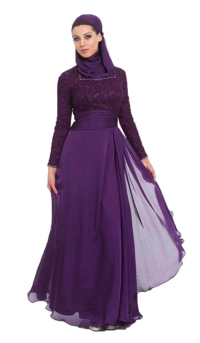 Long Purple Prom Dress Macys - Long Dresses Online