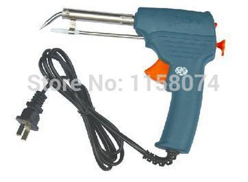 New Automatic Send Tin Soldering Solder Iron Gun Heater Replacement 220V 60W Watts Rated With a Diameter Of 0.8-2.0mm Tin Line(China (Mainland))