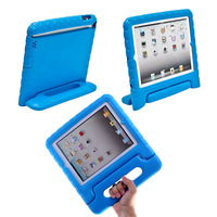 EVA friendly shockproof handle case for ipad air