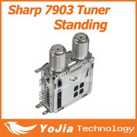 Original Sharp 7903 Tuner Standing Type for openbox skybox S9 S11 A3 A4 F3S F4S F3 F4 X3 X5 satellite receiver free shipping