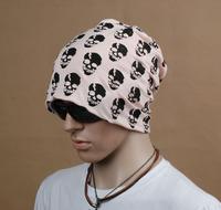 Summer soft flexible skullies hat fashion cotton men turban hat chapeu bone gorros bonnet