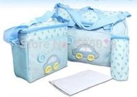 hot sell car style 3 colors Mama mummy bag diaper bags