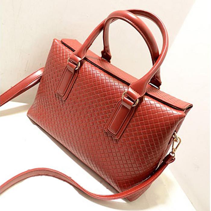 new 2014 women handbags fashion plaid bags ladies designers brand messenger bag grace handbag vintage hot free shipping(China (Mainland))