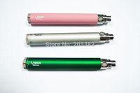 Colored electronic cigarette 1300mAh 1100mAh 900mAh 650mAh Vision spinner battery 10pcs/lot