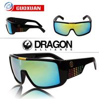Free Shipping 1pcs 2014 New Cycling Eyewear Coating Sunglass Sport Brand Domo Dragon Sunglasses Men & Women Goggle gafas de sol
