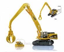 Grátis frete KDW 1 : 87 modelos em escala Diecast manuseio de materiais de construção veículo modelo de carro caminhões brinquedos(China (Mainland))