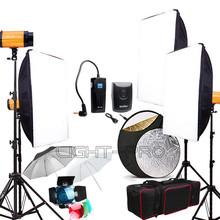 studio lighting flash promotion