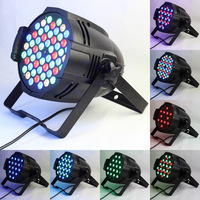 54*1W Led DMX512 Dj Stage Lighting moving heads High power RGB Par Light For Disco Party Nightclub