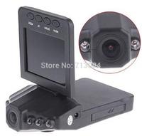 F198 Car DVR Camera Driving recorder with 6 IR LED and 270 degree screen rotation Car Black Box +Free 4GB SD Card Free Shipping