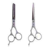1 set Hair Cut Barber Salon Scissors Shears Clipper Hairdressing Thinning Set Worldwide Free Shipping
