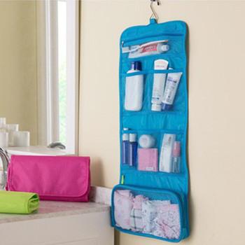 2015 новый корейский портативный саквояж туалетные сумки мыть мешок для мужчин и женщин