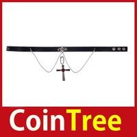 cointree 1 Pcs Cosplay Rosario + Vampire RosaVam Moka Akashiya Cross Necklace Save up to 50%