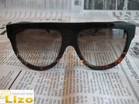 Hot sales free shipping 2014 new Brand Designer  SunglassTwo-Tone CL41026 fashion sunglasses Women Shadow sunglasses