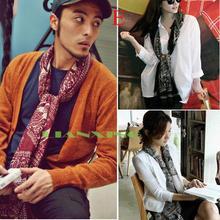 cotton linen scarf promotion