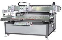 Large Format Flat Screen Printing Machine
