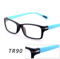 2014 New Sport Brand Designer Plain Glasses Silicone Lens ultra-light eyeglasses frame Spectacle Frame Glasses For Woman&Men