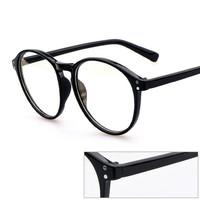 2014 New Big Round Frames Glasses myopia glasses frame Eyewear Eyeglasses Spectacle Frame Glasses For Women&Men Gafas Oculos