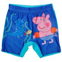 Free shipping 5pcs/lot 18m~6y boy summer short printed george swimming trunks