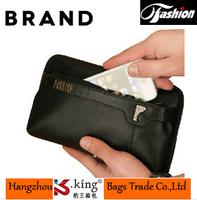 B.King 2014 New Luxury Brand Leather Men Clutch Wallets , Big Capacity Long Desigual Men Business Clutch Handbag Free Shipping
