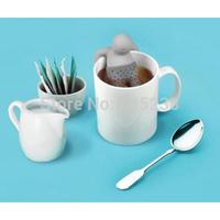 10 pcs Mr. Tea Infuser / Mr Tea Tea Strainers Novelty Lift in the Tea