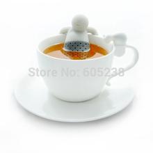 10 pcs Mr Tea Infuser Mr Tea Tea Strainers Novelty Lift in the Tea