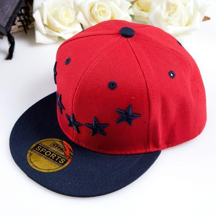 Flat Brim Caps For Girls Snapback Flat Brim Caps For
