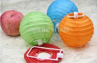Wedding lantern 4''(10cm) Chinese Paper Lantern Lamp Festival&Wedding Party Decoration,20 pcs/lot,20 colors