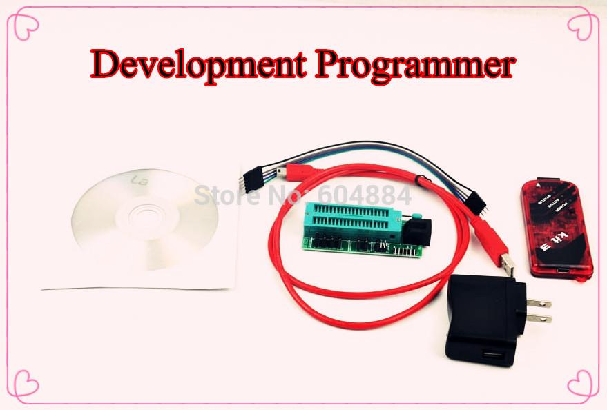 Brand New 1 Set PICkit3 PIC KIT 3 Microchip Development Programmer/Debugger Free Shipping(Hong Kong)