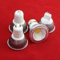 10X MR16 GU5.3 E27 GU10 COB dimmable Warm White Spot Light Bulb Lamp 6W Energy Saving