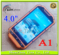 NEW  A1 TV cell phones with Big speaker high Capacity battery 4.0 inch touch screen Dual SIM Russian language +gift