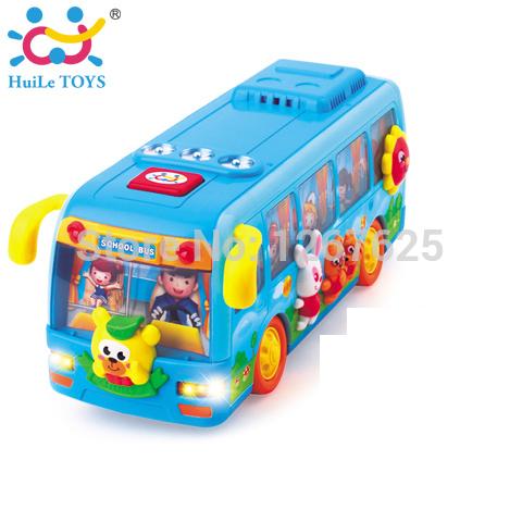 Learning & Educativos Eletricos Universal Brinquedos Bebe Baby Eletronicos Toys Free Shipping 908 Shaking School Bus(China (Mainland))