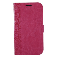 Free Shipping Wholesale Card Slot Wallet Case Galaxy Grand Duos I9082