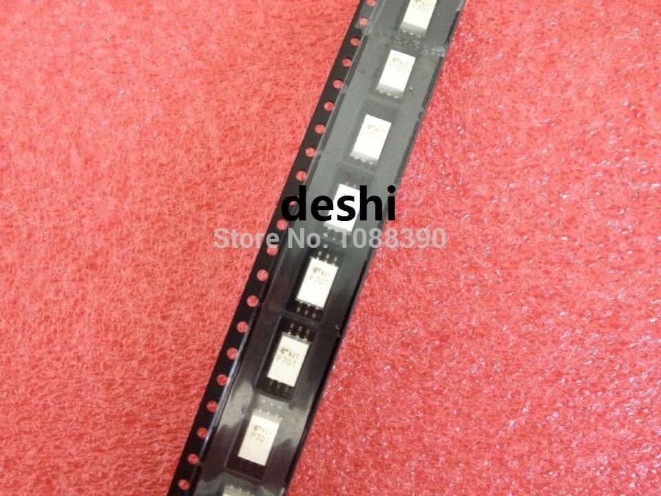 10PCS TLP701F TLP701 701 Encapulation: SOP-6(China (Mainland))