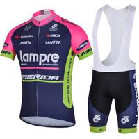 2014 Bicycle Set Cycling Suit Jersey Shirt + bib Shorts Cycling Wear  Bicycle Sportswear  Riding Clothing