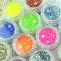 Fashion Powder Pigment Glitter Mineral Spangle Eyeshadow Makeup
