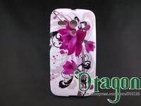1pcs UK US Flag Butterfly Flower Heart Zebra Star TPU Gel Soft  Silicone back case skin cover for Motorola MOTO G XT1032