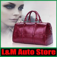 2014 new European and American fashion brand handbag shoulder bag bag ladies leather handbags   Free Shipping 19