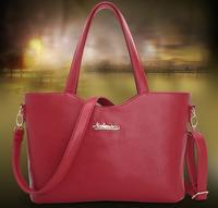 2015 new style bolsas genuine leather bag hot women shoulder bags crossbody bag fashion women messenger bags western style tote