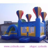 Inflatable Bouncer Slide For Kids