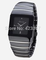 2015 Relogios  Watches Fashion New Mens Ceramic Watches Switzerland Brand Sapphire Czech Diamond Waterproof 3atm Watch