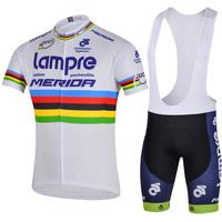 Free Shipping!Outdoor Men bike Cycling wear suit bicycle clothiung jersey shirt+bib shorts Road riding sports set S-XXXL