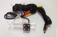 CCD Rear View Reverse backup Camera for Mitsubishi Pajero 2011-2014