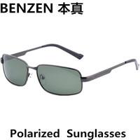 2014 Men sunglasses Classic Polarized  sun glasses  driver driving  glasses  sports glasses  with case black 2016A