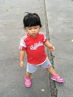 Hot sale Free Shipping Retail 1 set baby summer sets color red short sleeves clothing sets sports suits