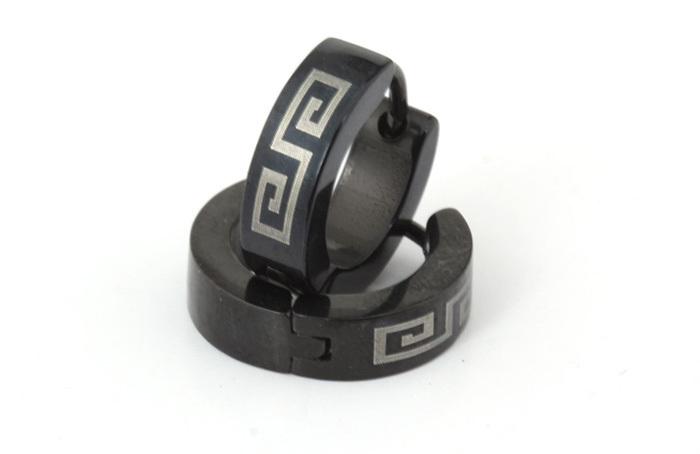 Titanium Earrings Studs Stud Earrings Men Jewelry