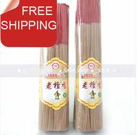 Super valued 1000 sticks. Natural old sandalwood incense(bamboo sticks). 39.5cm+1000 sticks+30mins. Great prices for daily use.