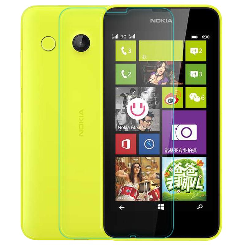 Защитная пленка для мобильных телефонов 0,3 Nokia Lumia 630 2.5d 9H защитная пленка для мобильных телефонов 6 x hd microsoft nokia lumia 535
