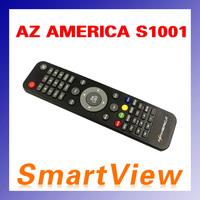 1pc Remote Control for AZ america S1001 satellite receiver S1001 remote control Free Shipping post